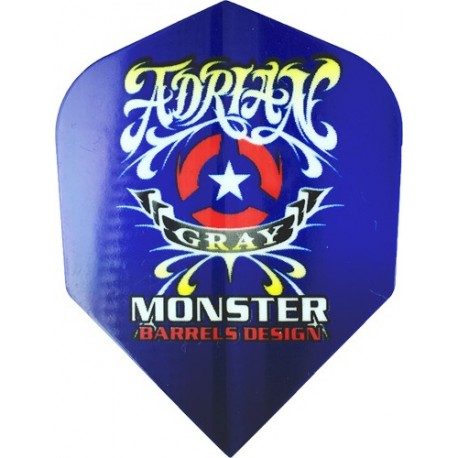 ailette Monster Darts MD06
