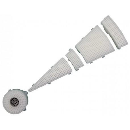 segment pour cible électronique connectée vdarts H2L ou H3L