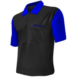 shirt hybrid 2 noir bleu target large