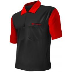 shirt hybrid 2 noir rouge target XXL