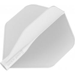 8 flight ailette standard blanc