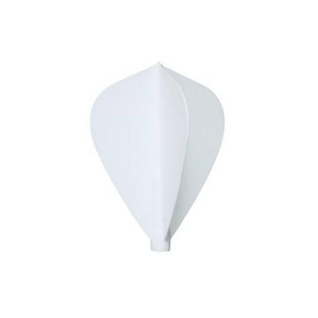 ailettes fit flight standard blanc