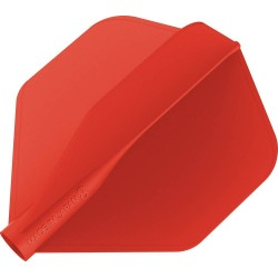 8 flight ailette standard rouge