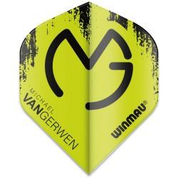 Ailette Winmau Michael Van Gerwen WM10