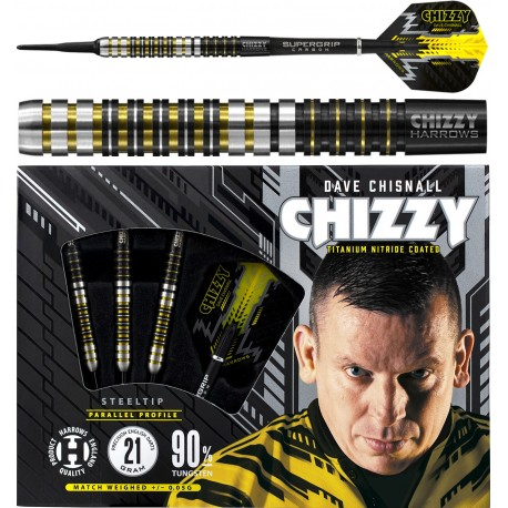 dave chisnall chizzy harrows en 21g