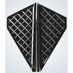 ailettes fit flight pro v5 noir