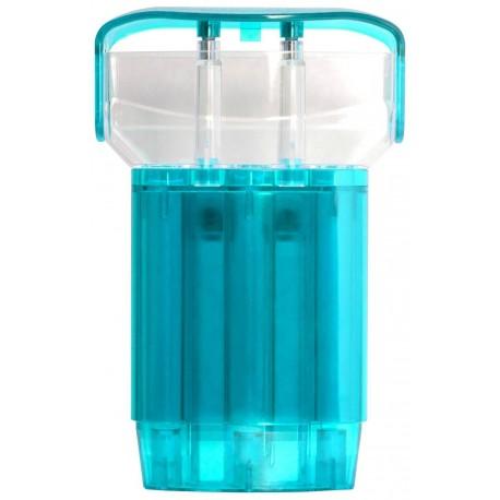 étui case-x  turquoise