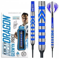 Gerwin Price Iceman bleu elek en 22g