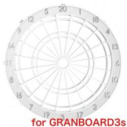 araignée blanche avec numéros de rechange pour granboard 3s