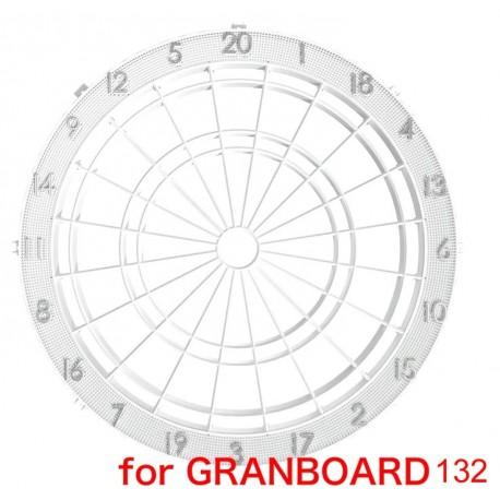araignée blanche avec numéros de rechange pour granboard 132