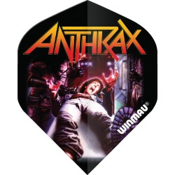 Ailette rhino rock legend anthrax RL05