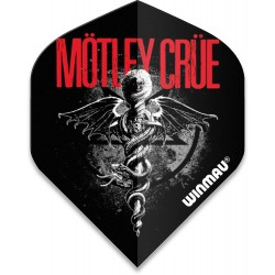 Ailette rhino rock legend motley crue RL10