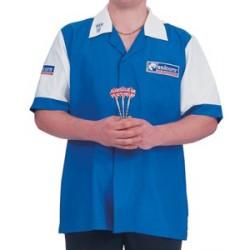 dart shirt bleu blanc XXL
