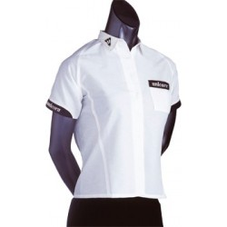 teknik ladies darts shirt blanc T16