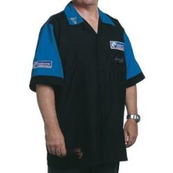 dart shirt noir bleu large