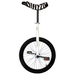 monocycle luxus blanc 20 pouces