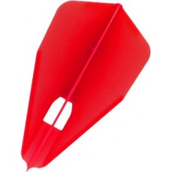 ailette champagne bullet rouge