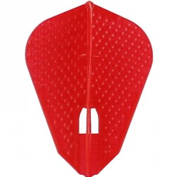 ailette champagne dimple rouge