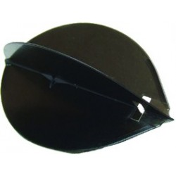 ailette L-flight poire noir L7