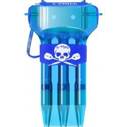 étui L-style krystal one bleu