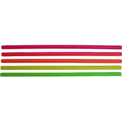 paire baguette silicone fluo