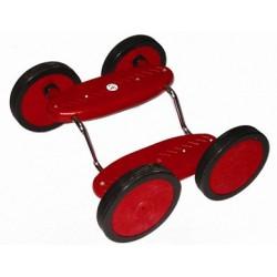 acrobatique 4 roues