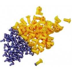 bouchons acier 0,40 inch (10,5 mm)