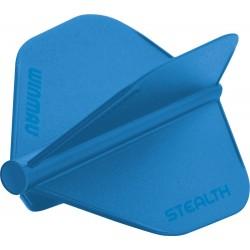 ailette stealth standard bleu