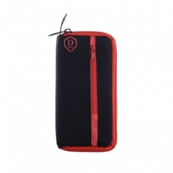 etui mini d box rouge