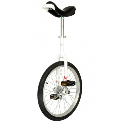 monocycle only one blanc 20 pouces