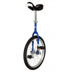 monocycle only one bleu 20 pouces