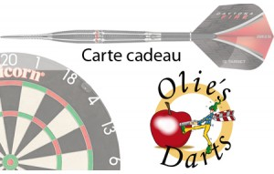 carte cadeau olies darts