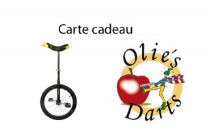 carte cadeau monocycle